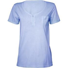 North Bend Mabel Kortærmet T-shirt Damer blå